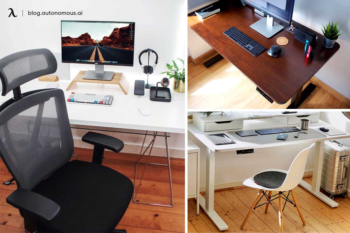 Top 4 Desk Chair For Hardwoord Floors How To Choose The Right One