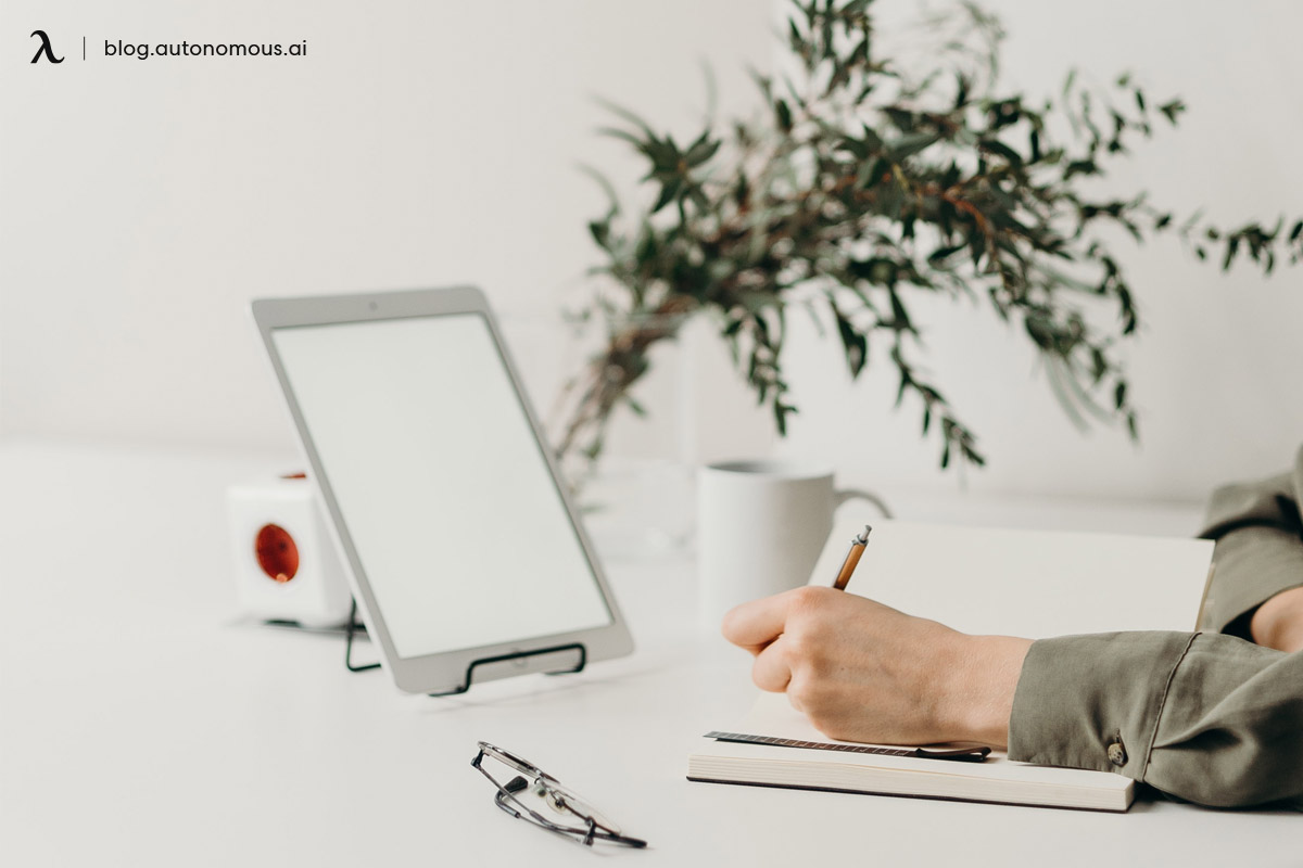 Minimalist Office Desk Designs And 10 Ways To Create A Zen Office Space